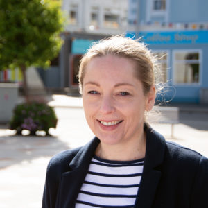 Lynne Maciver Chief Executive Outer Hebrides Chamber of Commerce